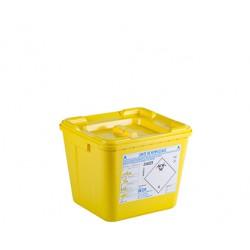 Fût Biogrip 30 litres pour déchets de soins