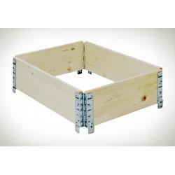 Cadre bois pliable neuf 600 x 800 x 200 mm NIMP15