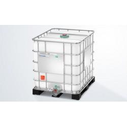 """Conteneur plastique 1\'000 litres \""""UN\"""" alimentaire"""