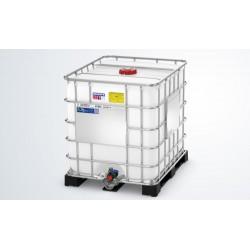 """Conteneur plastique 1\'000 litres \""""UN\"""" alimentaire électrostatique"""