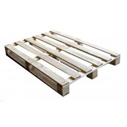 Palette perdue occasion 800 x 1200 mm légère 6/7 planches