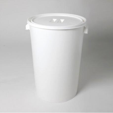 Seau plastique 60 litres