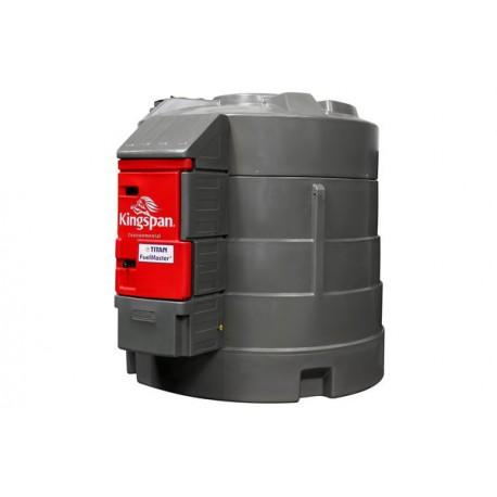 Station diesel individuelle 3500 litres